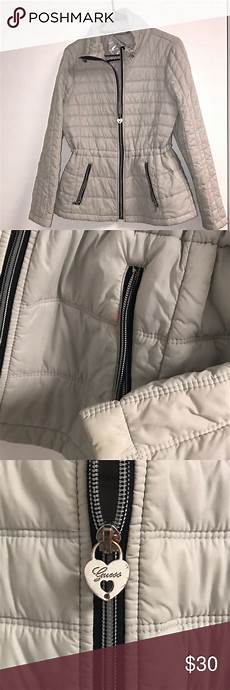 guess coats for thin lightweight guess puffer jacket with images puffer