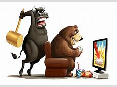 Free photo: Bull versus Bear   Abstract, Market, Optimism