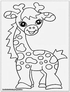 zoo animal templates coloring home