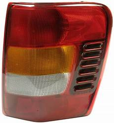 Jeep Light Assembly Fits 2002 2004 Jeep Grand Cherokee Passenger Right Rear