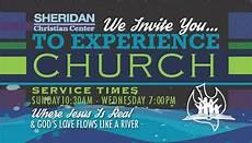 Church Invitations Church Invitation Business Card Size On Behance