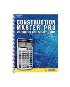 Construction Master Pro How To Videos Calculated