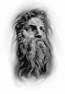 God Designs Black And Grey Designs Tatuagem Da Mitologia Grega