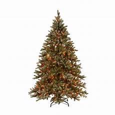 Martha Stewart Living Christmas Tree Lights Martha Stewart Living 7 5 Ft Pre Lit Snowy Pine