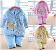newborn winter clothes cotton warm 2 pcs newborn baby clothes boys winter