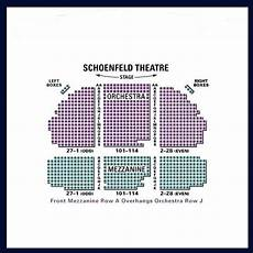 Gerald Schoenfeld Theatre Seating Chart Gerald Schoenfeld Theatre Seating Chart
