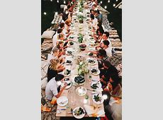 23 Pop Up Dinners You Should Book ASAP