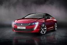 Peugeot Coupe 2019 by New Peugeot 508 Coupe Render Ms