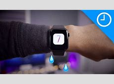 watchOS 7 and Apple Watch Series 6 leak   upcoming changes