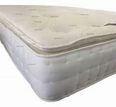 2000 pocket neptune organic pillow top mattress