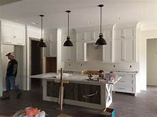 how high is a kitchen island how high should pendants hang a counter high kitchen