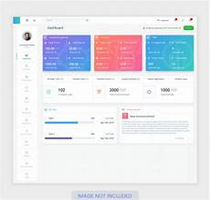 Employee Dashboard Template Employee Dashboard Design Template For Ui Ux Design