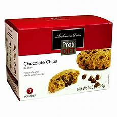 protidiet high protein diet cookies chocolate chip