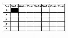 Business Activities Chart Planning Complex Projects With Gantt Charts Youtube