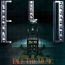 Electric Light Orchestra Face The Music Album Cover 70s Sci Fi Art All The Sci Fi Elo Album Cover From The 70s
