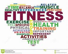 Words Related To Fitness Physical Fitness Clip Art Cliparts