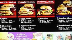 Highest Calorie Menu Item On Mcdonald S Menu