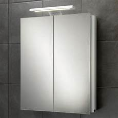 hib atomic led cabinet mirror no 42700 baker and soars