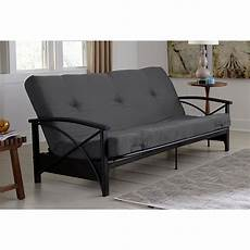 6 quot futon sofa mattress only size sleeper cushion for
