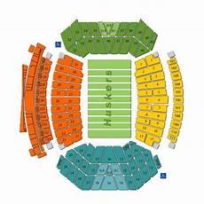 Nebraska Cornhuskers Memorial Stadium Seating Chart Memorial Stadium Lincoln Lincoln Tickets Schedule