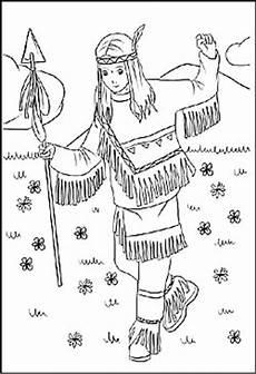 Indianische Muster Malvorlagen Indianer Muster Zum Ausmalen