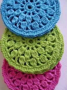 easy coasters simple crochet pattern for beginners