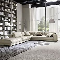 minerale corner sofa with footstool leather corner sofa