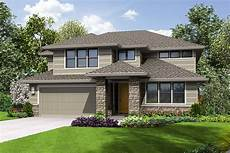 Home Design Story Contemporary Two Story House Plan With Bonus Room