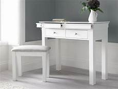 chateaux white dressing table stool time4sleep
