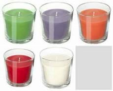 candele profumate ikea sinnlig candele profumate in vetro 40 ora relax ikea ebay