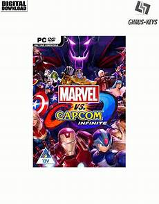 Steam Charts Marvel Infinite Marvel Vs Capcom Infinite Steam Download Key Digital Code