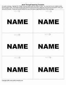 Name Tag Templates Word 47 Free Name Tag Badge Templates ᐅ Templatelab