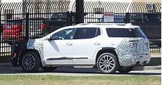 gmc acadia 2020 review 2020 gmc acadia redesign review and concept car review
