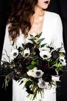 black and white wedding inspiration shoot modwedding