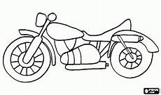 motorcycle easy drawing at getdrawings free
