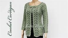 crochet jacket lace jacket cardigan crochet pattern