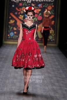 Mexican Designer Clothes Lena Hoschek Se 241 Orita Mexican Fashion Famous Clothing