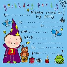 Party Invation Party Invitations Birthday Party Invitations Kids Party