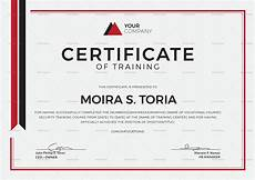 Certificate Of Training Template Free Training Certificate Template Certificatetemplateword Com