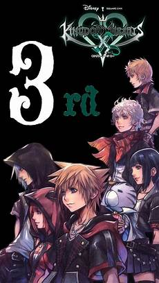 iphone x wallpaper kingdom hearts kingdom hearts x 3rd anniversary iphone wallpaper by