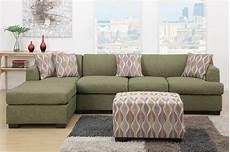 montreal green fabric sofa and loveseat set a sofa