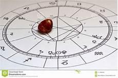 Stone Natal Chart Astrology Chart Red Jasper Natural Stone Crystal Natal