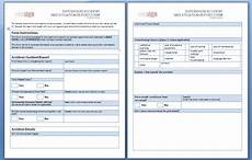 Supervisor Incident Report These Sample Accident Report Forms Are Free To Use And Share