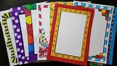 Chart Frame Design 28 Compilation Border Designs On Paper Border Designs