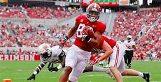 Alabama Rb Depth Chart Alabama Releases Depth Chart For Louisville