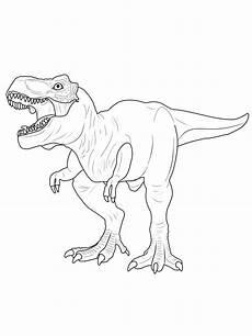 Dinosaurier Ausmalbilder Triceratops Kleurplaat Baby Dino Ausmalbilder Tyrannosaurus Rex Und