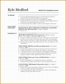 Graduate School Resume Objective 6 Resume For High School Student With No Work Experience