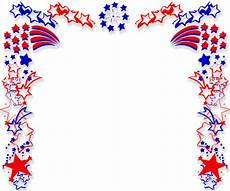 Patriotic Template Patriotic Border Background For Powerpoint Border And
