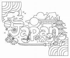 malvorlagen winter weihnachten japan zeichnen und f 228 rben