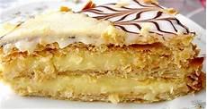 dessert recette desserts recette gateau millefeuille